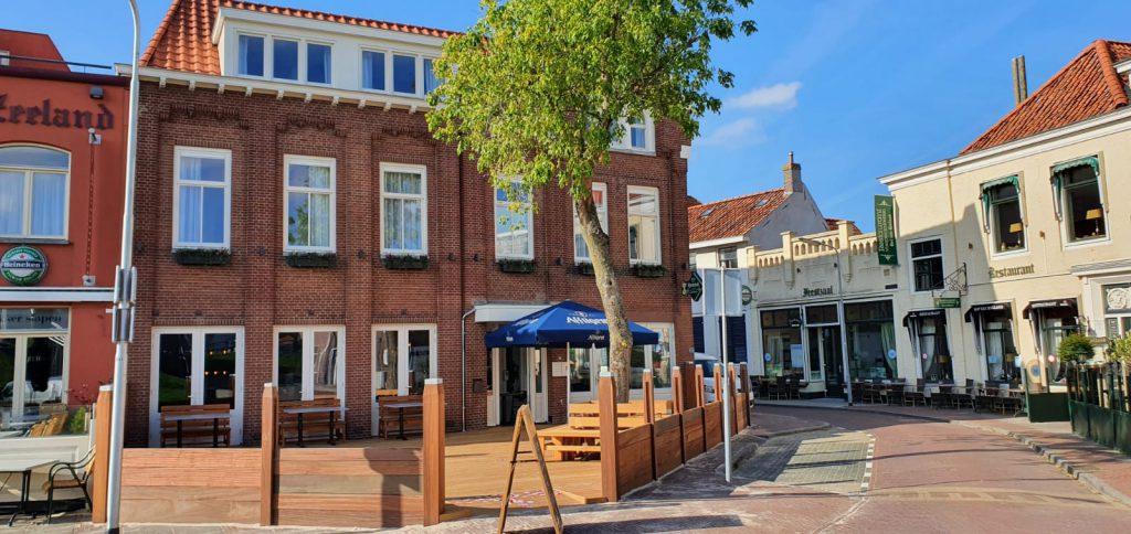 Comfortabel overnachten in Tholen en genieten in Hotel Tholen aan de Thoolse haven