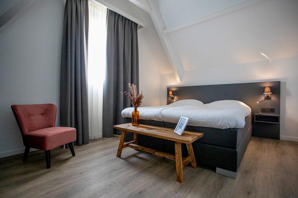 Hotelkamer Hotel Tholen